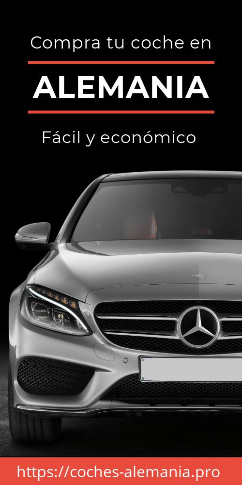 Importar coche de Alemania